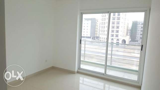 New hidd, 2 BR semi furnished + balcony