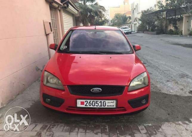 Ford focus for sale or exchange