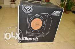 Klipsch Reference top of the line subwoofer SW-115