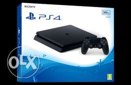 PlayStation 4 (PS4) 500GB - Brand New/Sealed Box/Unwanted Gift