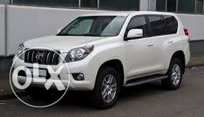 Toyota prado 2014 edition for sale