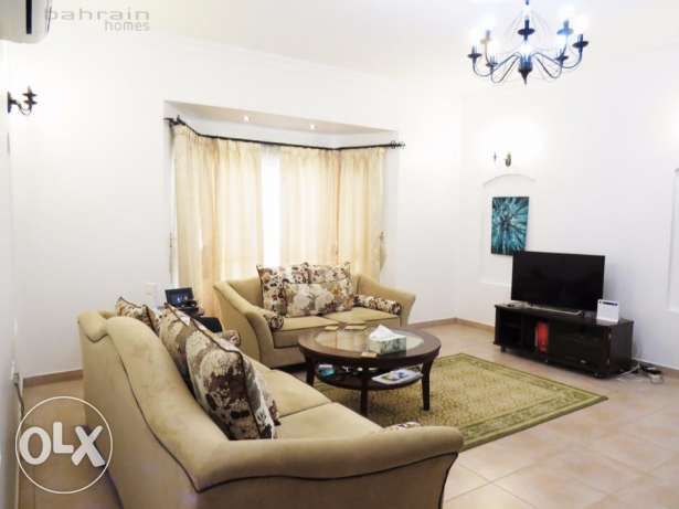 Fully Furnished - 2 bedroom apartment with Swimming Pool and Gym