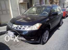 Nissan Murano 2005 ( Full optation)