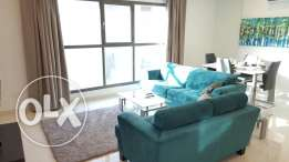 Brand new, 2 BHK flat with awesome furniture