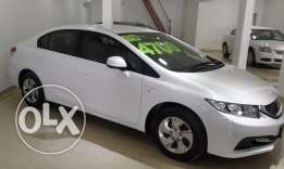 For sale Honda civic model 2014