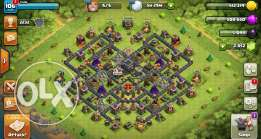 Clash of clans account for sell