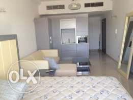 Luxurious Studio apartment with modern furniture full furnished