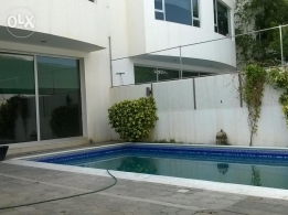 Barbar Beautiful 3BR SF Private Villa with Pvt.Garden & Pool for rent