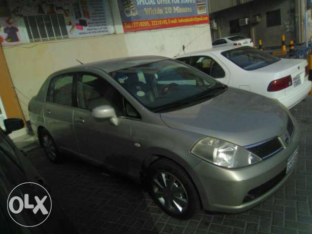 Nissan tiida for sale 1500 bd