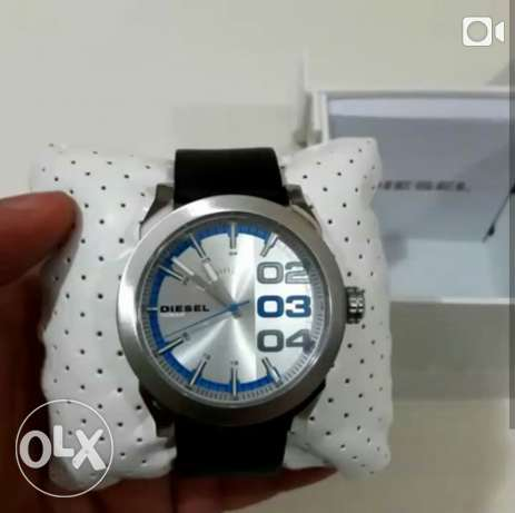 Original new diesel mens watch for sale