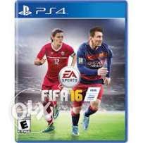 for sell brand new FIFA16/ UNCHARTED 4/ RAINBOW SIX SEDGE