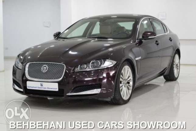 For sale 2012 JAGUAR XF