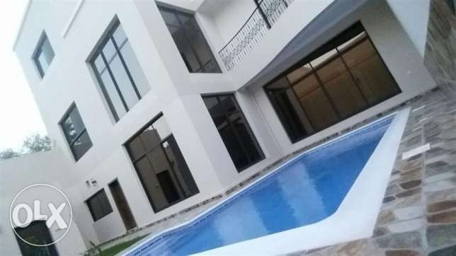JNA1 brand new 4br semi furnished villa with private pool in jannusan