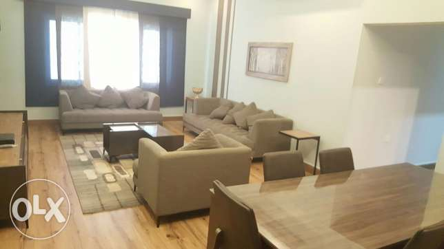 IN Buhair; so spacious 4 BHK apartment, brand new; Three BHK + Maidroo