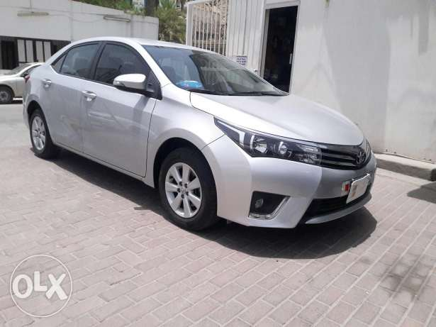 Toyota corolla 2.0 model 2014 model for sale Now