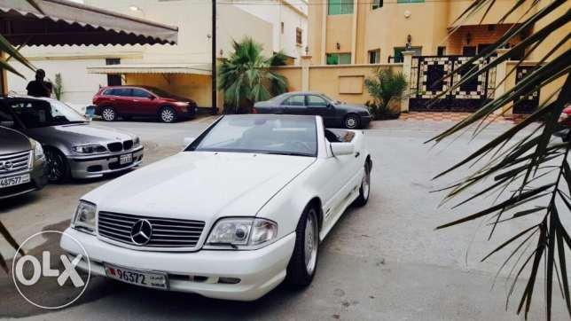 Mercedes SL320 AMG for Sale or Exchange
