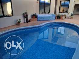 Hidd 3 Bedroom fully furnished villa with private pool - Navy welcome
