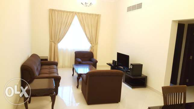 One bedroom flat in Sanabis with facilities السنابس -  1