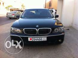 For sale bmw 750 v8