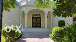 semi furnished compound villa close to KSA1400