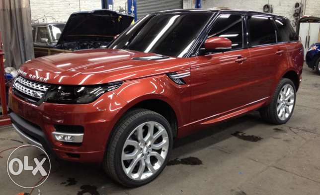 am selling a brand new 2016 range rovers sport