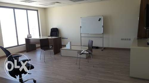 Single room office space at Seef at very reasonable rent BD. 390/-