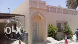 Saar:- 1Bhk Fully Furnished Compound Villa Available on Rent