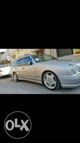 E430 201 amg kit wagon السنابس -  5