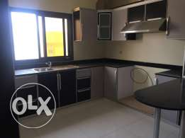 Open Kitchen 3 Bedrooms unfurnished Apartment in Mahooz