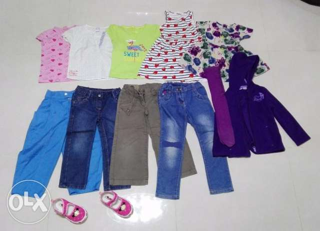 Girls clothes 3 years + Free items