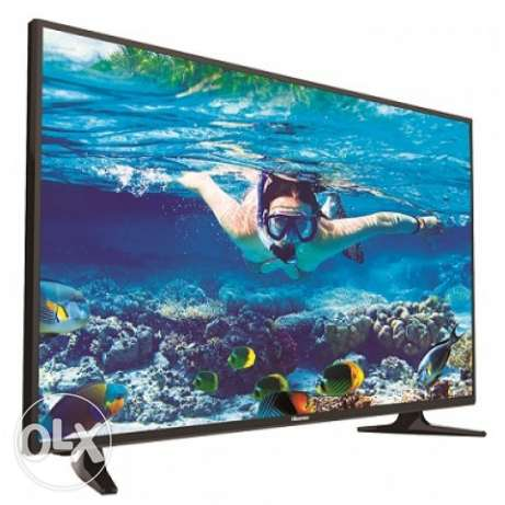 "Hisense LEDN32D50 32"" HD Black LED TV"