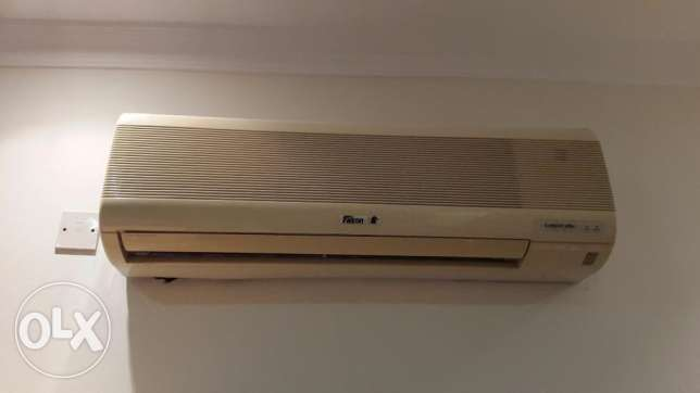 Falcon 2T Split AC for immediate sale / best offer - works fine