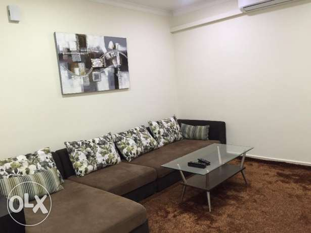 Well Maintained 2 Bedrooms Fully Furnished Apartment in Jiffair