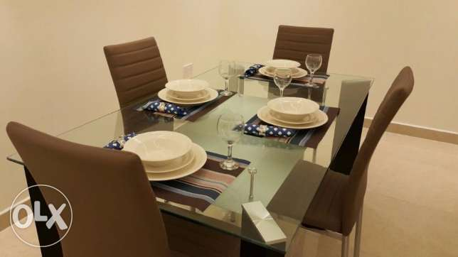 Fully furnished 2 bedroom apartment for rent for 550/ Incl