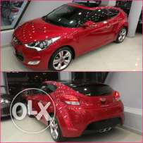 Veloster without downpayment