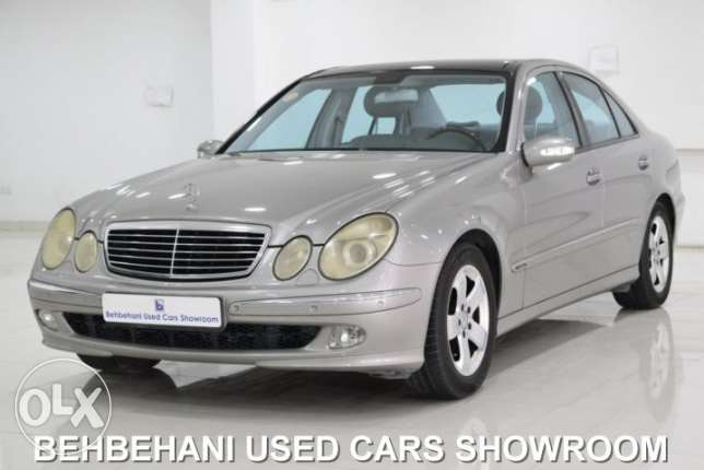 For sale Mercedes Benz E240 AVANTAGRADE