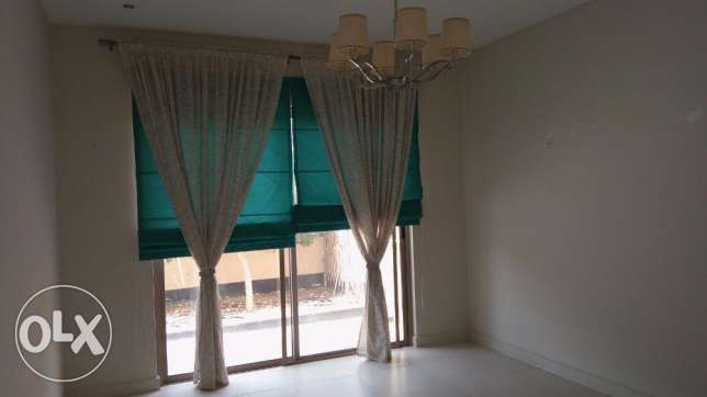 4 BR Semi furnished Villa For Rent in Janabiya in A Big Compound