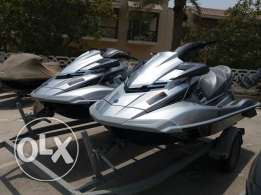 Yamaha jetskis 4 hrs use only with trailer worth 850 bd