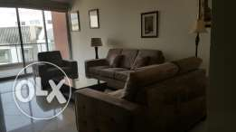 Sea view 2 bedroom fully furnished apartment