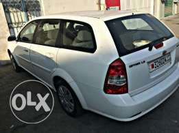 Chevrolet Optra 2008 white color for sale
