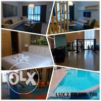 JUFFAIR Fully Furnished 2 Bedrooms