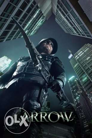 Arrow - Season 1-2 [Blu-ray] [Region Free] - Negotiable