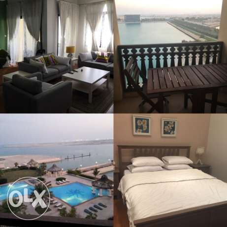 Apartments for Rent flat one bedroom for rent in amwaj meena 7