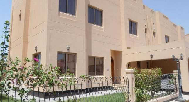 4 bedroom semi furnished compound for rent close to Saudi Causeway inc