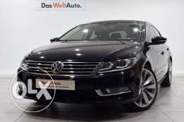 Volkswagen Approved CC-V6, MY2013