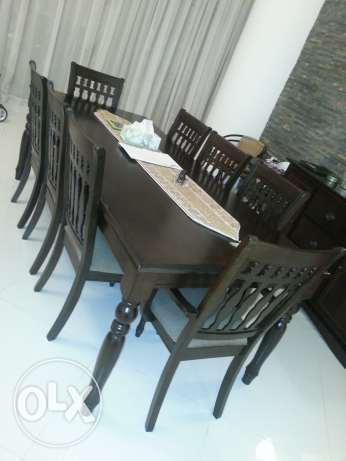 Dinning room ,home center