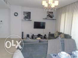 2 bedroom flat in amwaj island