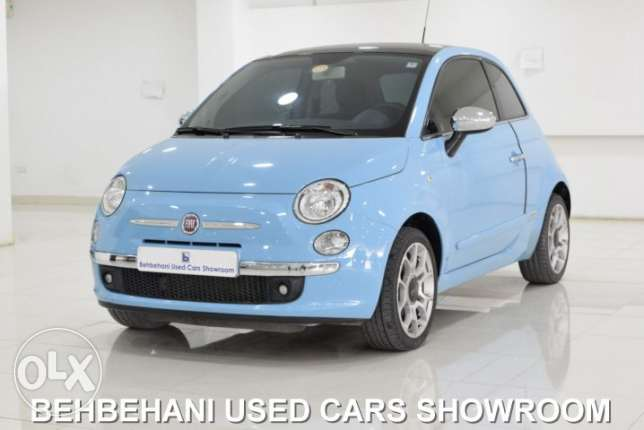 For sale in Bahrain FIAT 500