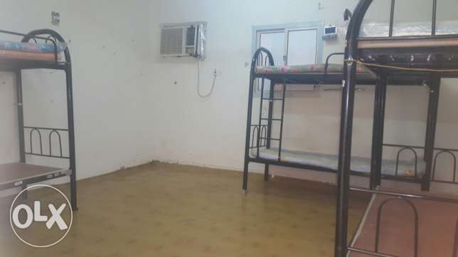 Tubli Labor Camp Available 16 Rooms for Rent