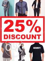 Up to 25% OFF!